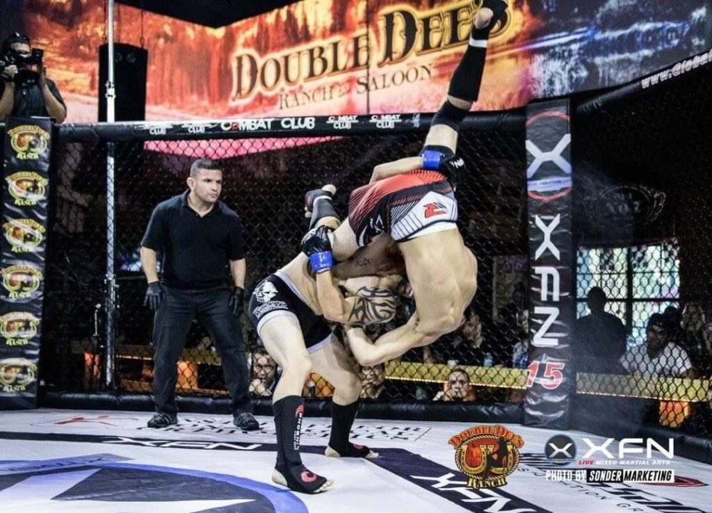 MMA Takedown 1024x738, American Top Team Black Boxx in Kissimmee, FL